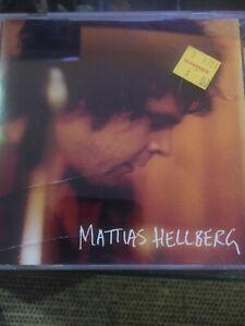 Hellberg-Mattias-Mattias-Hellberg-UK-IMPORT-CD-NEW