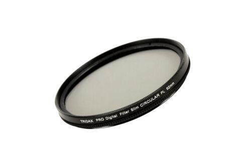 Tridax slim polarizador 62 mm CPL polarisati onsfilter filtro