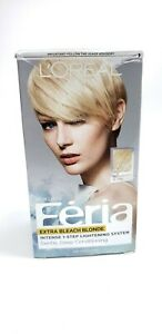 L-039-Oreal-Feria-Extra-Blonde-Hair-Lightening-205-Permanent-SHIPS-FAST