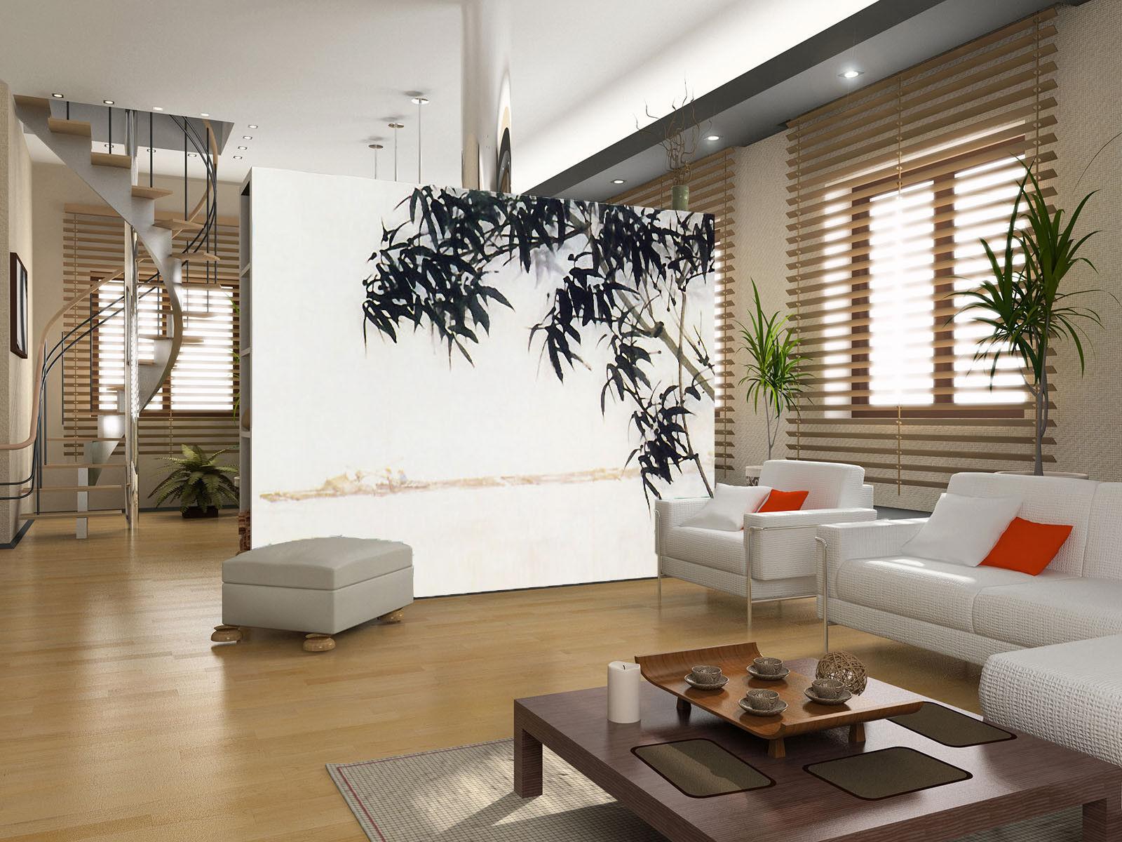 3D Tinten Bambus Bambus Bambus 864 Tapete Wandgemälde Tapete Tapeten Bild Familie DE Summer  | Geeignet für Farbe  | Schönes Aussehen  |   7d3952