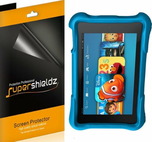 "3X Anti Glare Matte Screen Protector Saver for Amazon Fire HD Kids Edition 7/"""