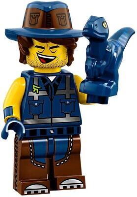 Lego Minifigure The Lego Movie 2 Vest Friend Rex
