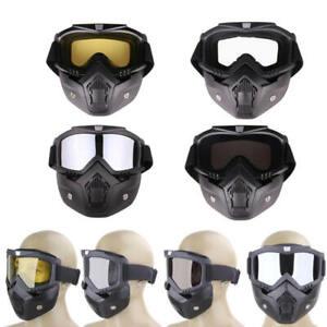 Motorcycle-Motocross-Face-Mask-Goggles-ATV-MTB-Off-Road-Eyewear-Glass-es