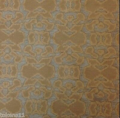 DONGHIA MULITPURPOSE COTTON BLEND JACQUARD HIGGINS IN  COLOR TAUPE