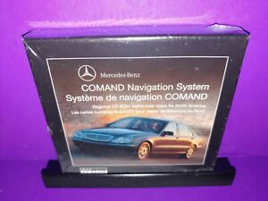 Mercedes-Benz-Comand-Navigation-System-CD-ROM-Map-9-South-East-USA-7-00-NEW-B475