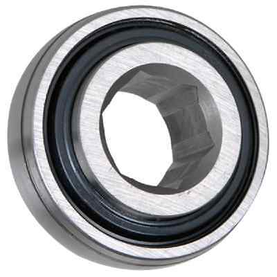"""207KRR17  Agricultural Bearing Hex Bore 1-1//4/"""" inch Bore Bearing"""