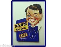 Dad's Root Beer Refrigerator / Tool Box Magnet