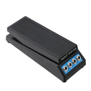 guitar effect pedal 1511a stereo in out daphon guitar stereo volume pedal dj 702458916321 ebay. Black Bedroom Furniture Sets. Home Design Ideas