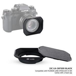 JJC-Bayonet-Lens-Hood-Shade-with-Cap-for-FUJINON-LENS-XF50mmF2-R-WR