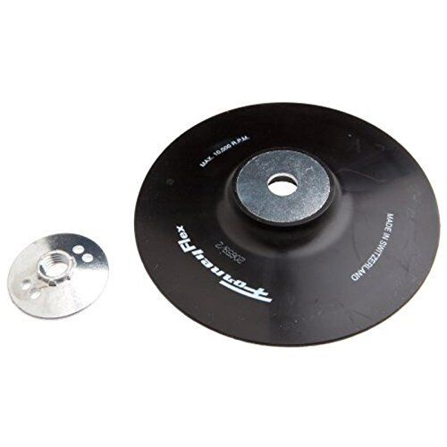 7-Inch Forney 72323 Backing Pad with 5//8-Inch-11 Spindle Nut