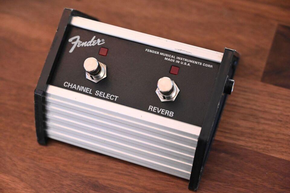 Fender Footswitch, Andet mærke