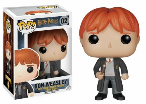 Funko POP NEW!! No 2 Vinyl: Harry Potter: Ron Weasley