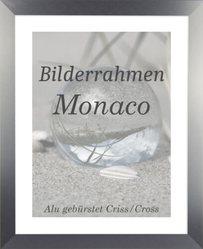 Bilderrahmen Monaco 20x28 cm Foto Poster Puzzle Galerie 28x20 cm