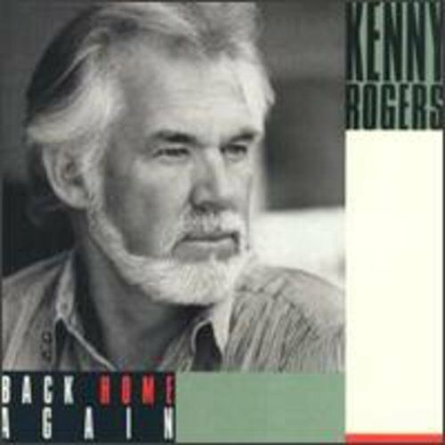 Kenny Rogers - Back Home Again [New CD] Manufactured On Demand