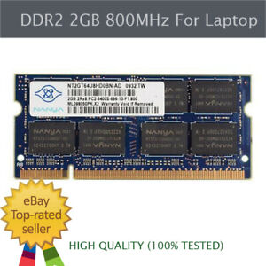 2GB-4-GB-8GB-DDR2-800MHz-PC2-6400-For-NANYA-Laptop-Memory-SODIMM-RAM-1-8V-200Pin
