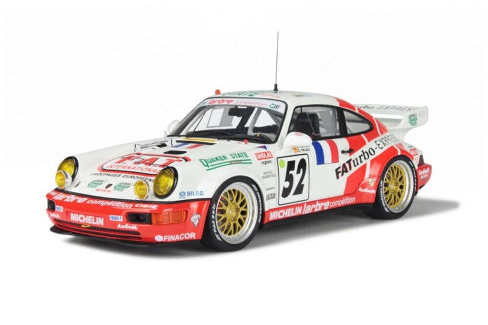 GT SPIRIT gt104 1 18 PORSCHE 911 (964) Carrera RSR  52 Class Winner gt2 24 H Lema