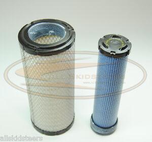 Complete Skid Steer Filter Kit for Case 60XT