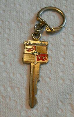 Sehr Schöne Vintage Alte Chevy Gold Crest Bijoux Schlüsselanhänger Usa Ebay