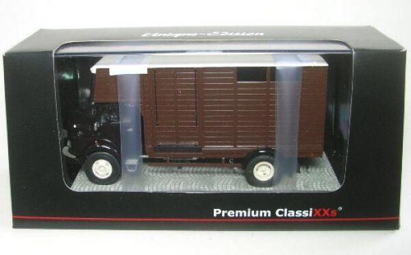 MERCEDES-BENZ l911 cavalli Transporter (marrone)