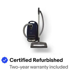 Miele Complete C3 Marin Canister Vacuum Cleaner Marine Blue