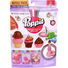 Poppit Mini Ice Cream Refill Pack Moose Toys Makes 10 17405