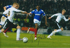 Tomasz CYWKA SIGNED 12x8 Photo AFTAL Autograph COA Derby County Genuine