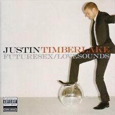 JUSTIN TIMBERLAKE - FUTURESEX/LOVESOUNDS [PA] (NEW CD)