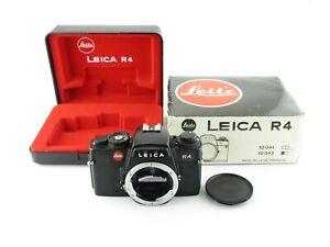 Leitz-Leica-R4-SLR-Spiegelreflexkamera-mit-Box-in-OVP
