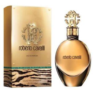 Roberto-Cavalli-1-7-oz-50ml-Women-039-s-Eau-de-Parfum-Authentic-NEW-Sealed