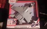 Disney Planes Bravo Jet Transporter Vehicle