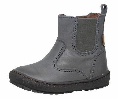 Bisgaard Chelsea Boots Stiefel 60319 TEX Leder grau Gr. 22 27 Neu | eBay
