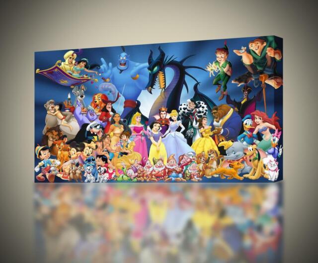 Super Smash Bros Mario CANVAS PRINT Home Wall Decor Giclee Art Poster CA331