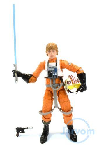 "Star Wars Authentic Black Series 6/"" inch Archive Luke Skywalker Loose complet"