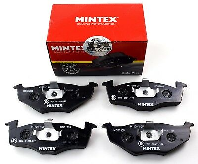 MDB2225 NEW MINTEX FRONT DISC BRAKE PADS SET