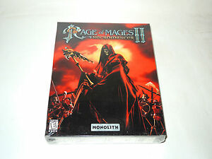 RAGE-OF-MAGES-II-NECROMANCER-new-factory-sealed-big-box-PC-game-2