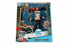 Jada Diecast Metal DC Girls 6 Inch Figure M380 Harley Quinn w/ Accessories