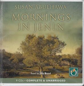 Morning-In-Jenin-Susan-Abulhawa-9CD-Audio-Book-Unabridged-Palestine-FASTPOST