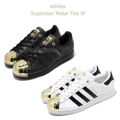 adidas Originals Superstar Metal Toe W Womens Lifestyle Shoes Black White Pick 1 | eBay