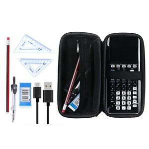 Handy-Carry-Bag-Case-Pouch-For-Texas-Instruments-TI-84-Plus-CE-TI-83-Plus-TI-89