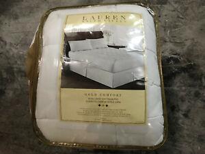 Lauren Ralph Lauren Gold Comfort California King Mattress