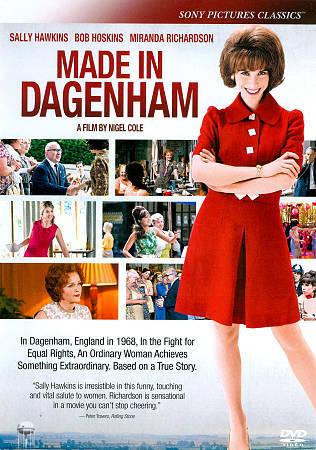 Made In Dagenham DVD, 2011  - $4.00