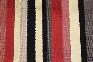 Harlequin upholstery velvet fabric design Logan chocolate HHC8918F by the metre