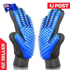True-Touch-Pet-Grooming-Glove-Brush-Comb-Dog-Cat-Hair-Removal-Care-Bath-Massage