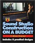 Sound Studio Construction on a Budget by F. Alton Everest (Paperback, 1996)