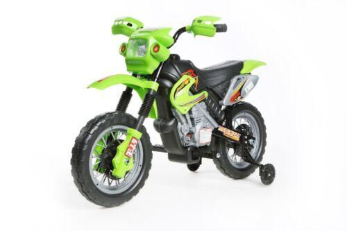 J014G Motocicletta da Cross Motocross moto elettrica 6V Dirt Bike