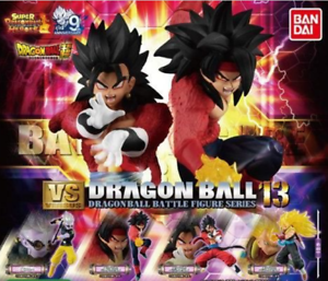 BANDAI DRAGON BALL Z Super VS Series 14 4sets Full complete Japan import