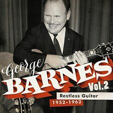 George Barnes - Restless Guitar [New CD] Spain - Import