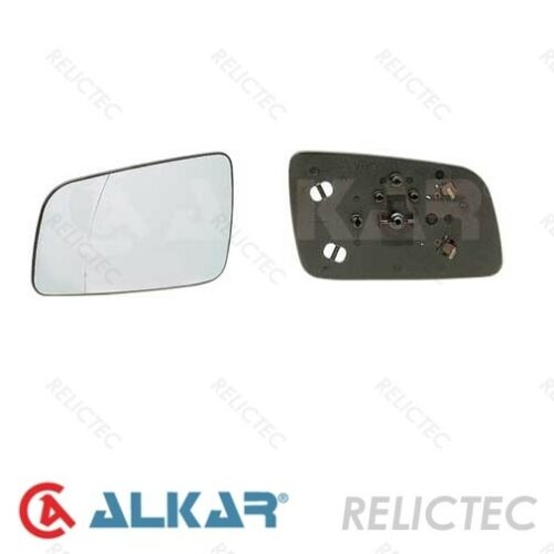 Left Outside Mirror Glass Opel:ASTRA G 6428736