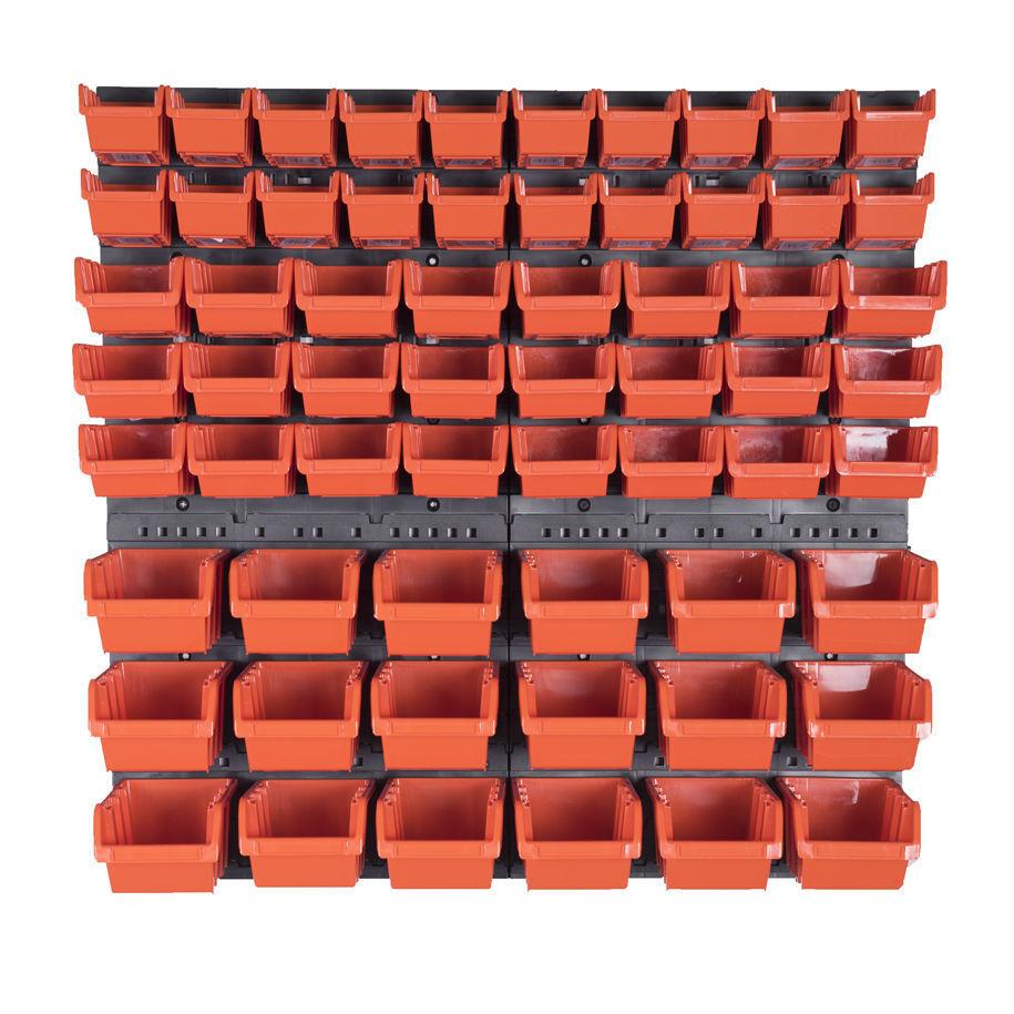Cajas de Pila Herramienta Pared Cubos Estante Lagersystem Del Almacenaje 66