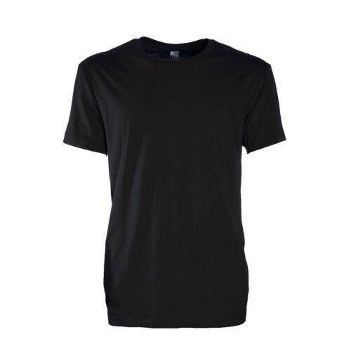 t-shirt uomo girocollo manica corta black spider cotone maglia personalizzabile